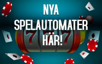 nya spelautomater