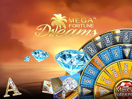 mega fortune dreams slot