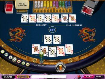 spela pai gow poker