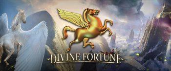 divine fortune netent progressive jackpot slot