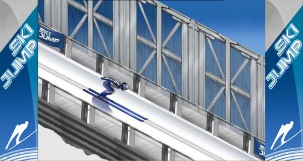 Ski Jump, enbart på Mr Green
