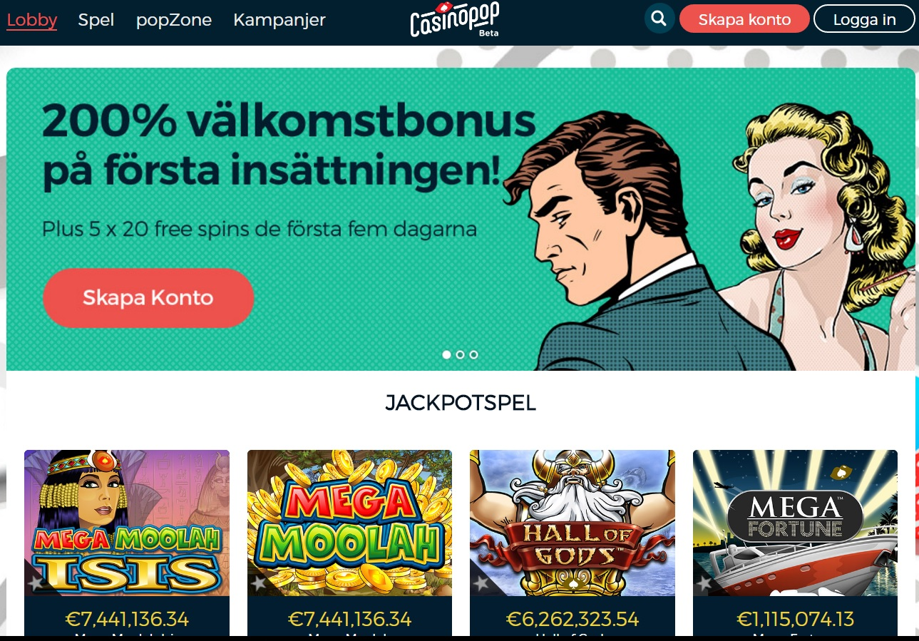 casinopop casino
