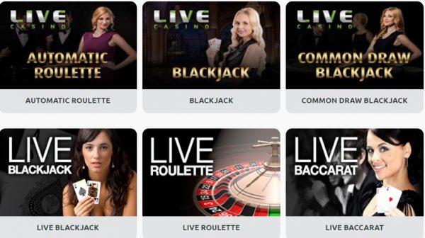 spela live casino hos miami dice