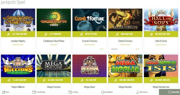 svedala casino spelautomater
